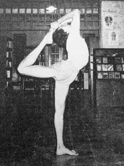 Yoga (Iyengar certified) • Mag. Klaus Neyer